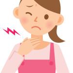 Painful throat